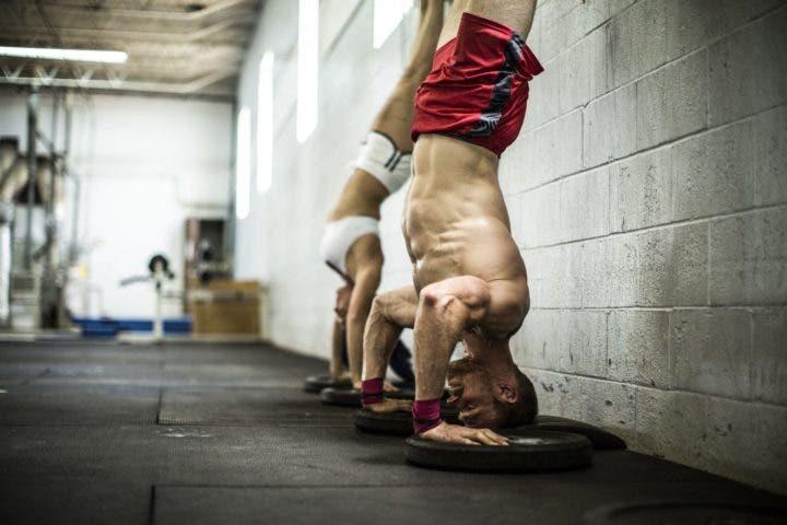 realizar las mejores rutinas de CrossFit