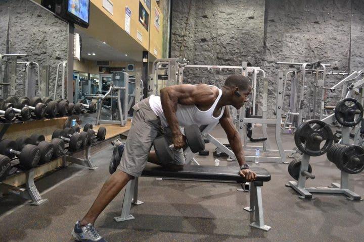 Ejercicio para desarrollar la espalda