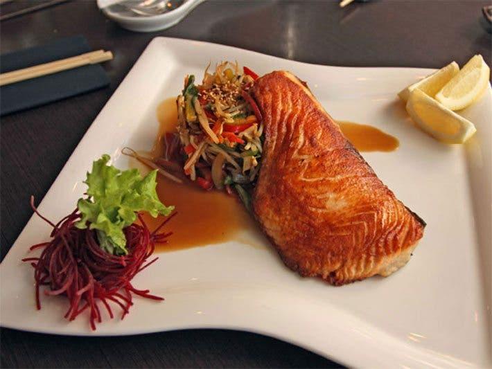 C mo cocinar el salm n correctamente entrenamiento for Como cocinar salmon