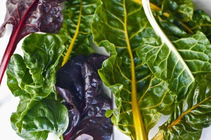 vegetales sin colesterol