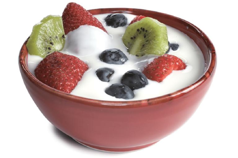 propiedades del yogurt
