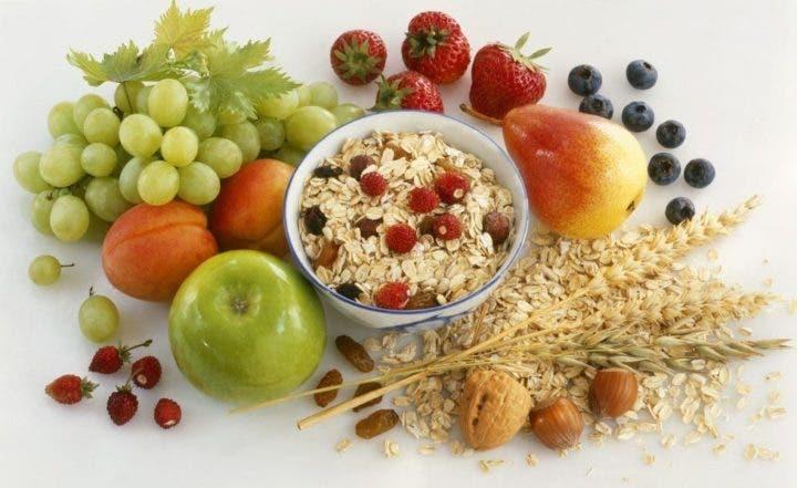 Alimentos dieta DASH