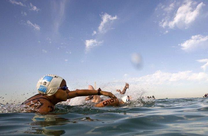 Aprende a nadar en aguas abiertas