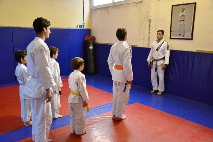 Cambiale el estilo de vida a tu hijo con el jiu jitsu brasileño