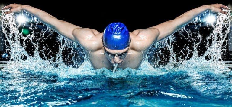 Cómo evitar el hombro de nadador