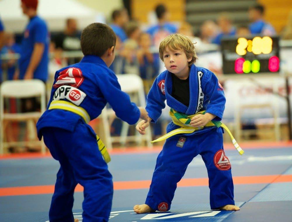 El Jiu jitsu brasileño es un arte marcial diferente para los niños