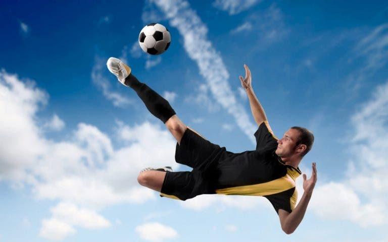 Probar resistencia fútbol