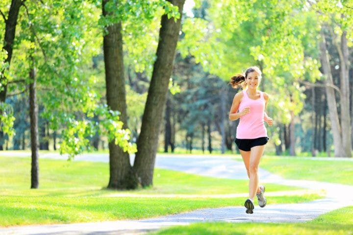 Hacer ejercicio a los 20 años