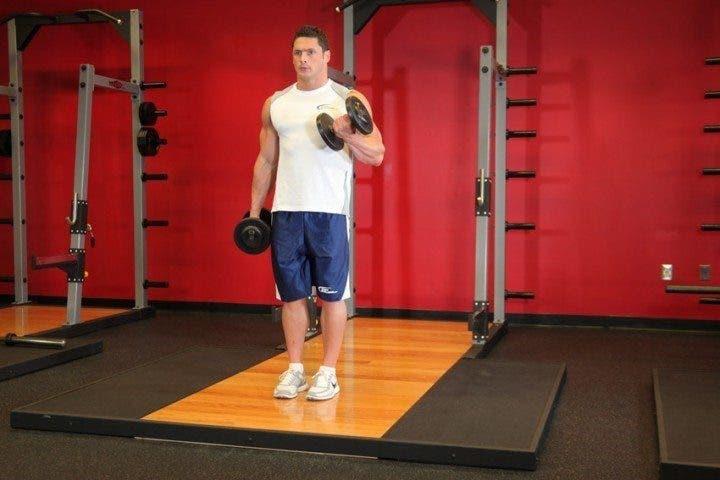 ejercicios para la parte superior del cuerpo