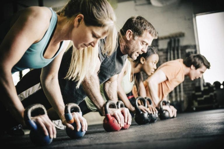 ¿es peligroso practicar CrossFit?