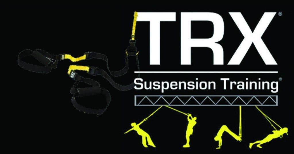 entrenamiento de core con TRX