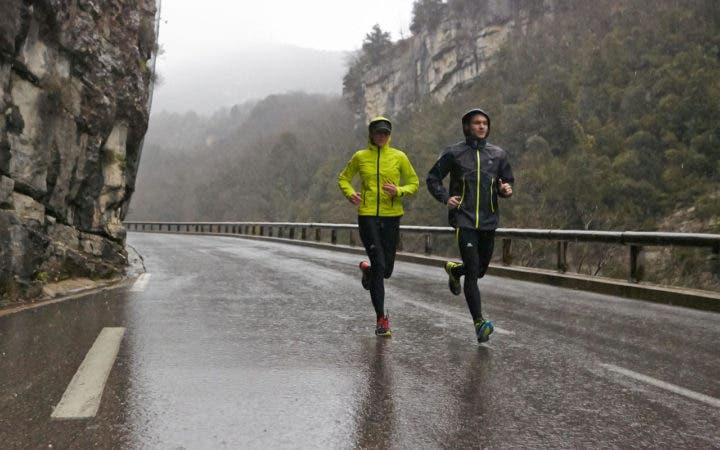 es bueno correr durante el invierno