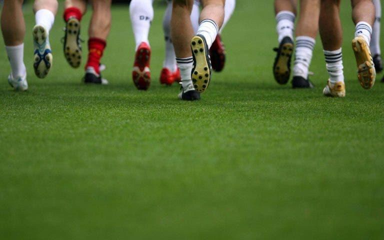 trabajar la velocidad en futbolistas