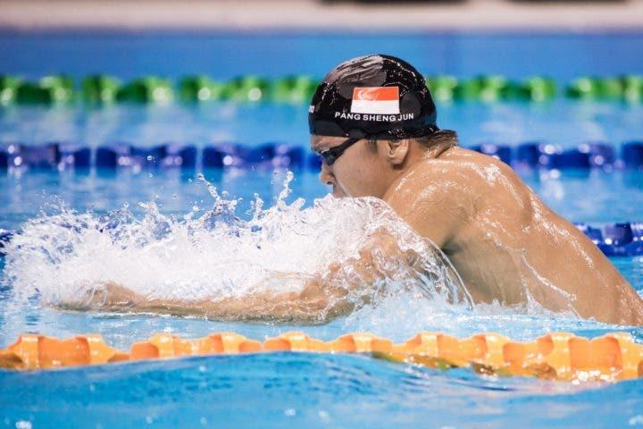 cómo visualizar tu carrera de natación