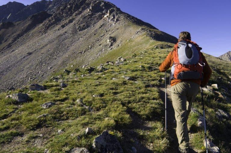Entrenamiento para montañismo