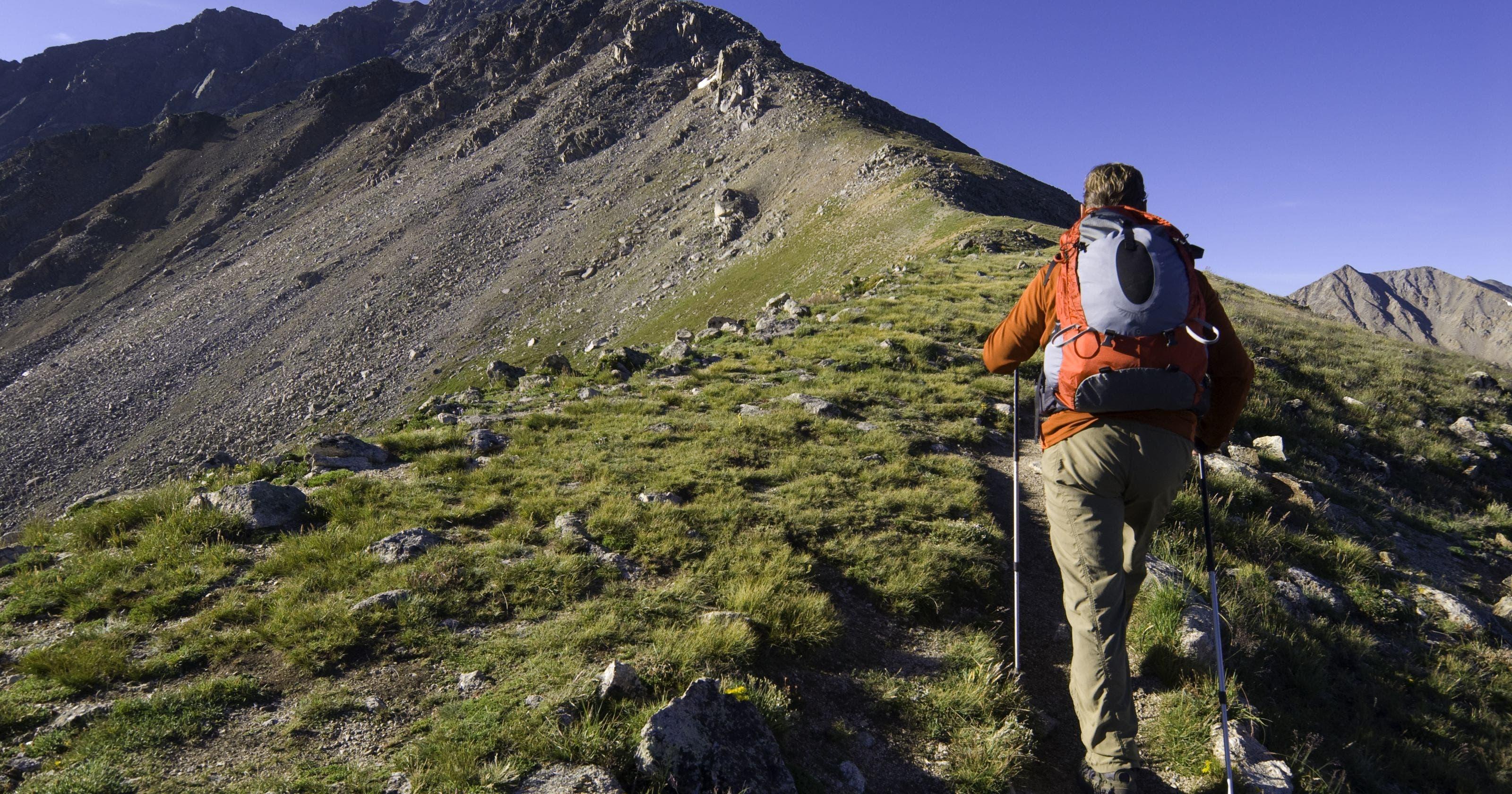 Entrenamiento para montañismo | Entrenamiento