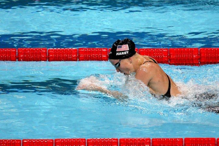 objetivos de entrenamiento de natación