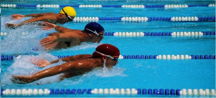 Resistencia en natación