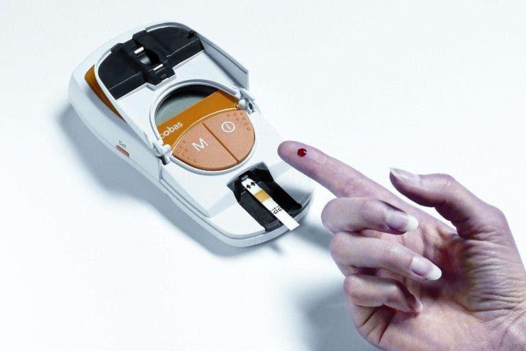 Test de lactato sanguíneo
