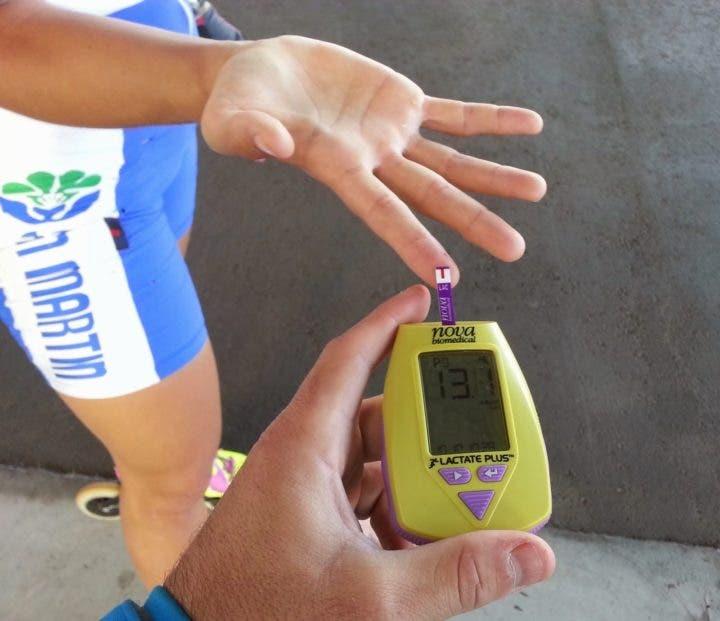 Utilidades del test de lactato