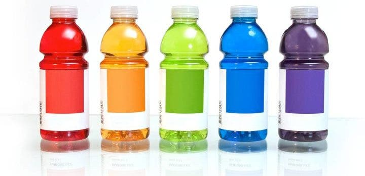 bebidas para runners