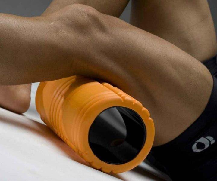 beneficios de un rodillo de espuma despues de correr