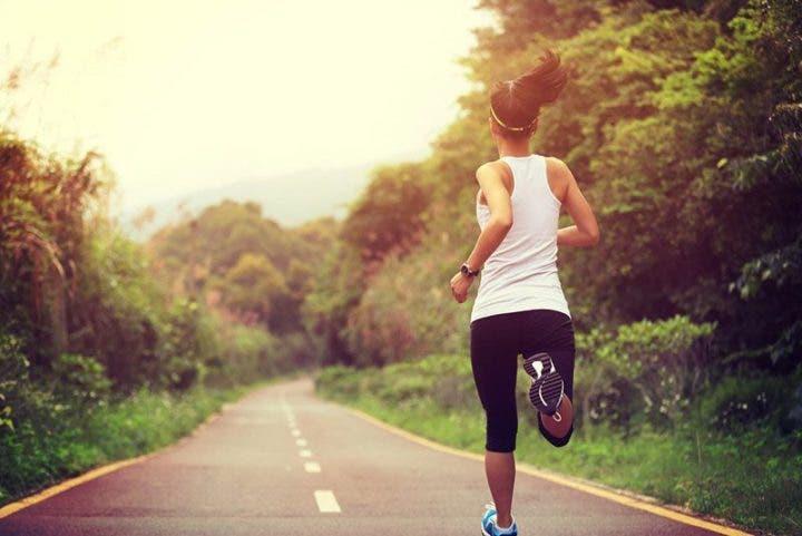 entrenamiento de maratón