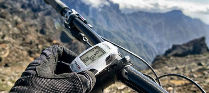 ciclocomputadoras con GPS