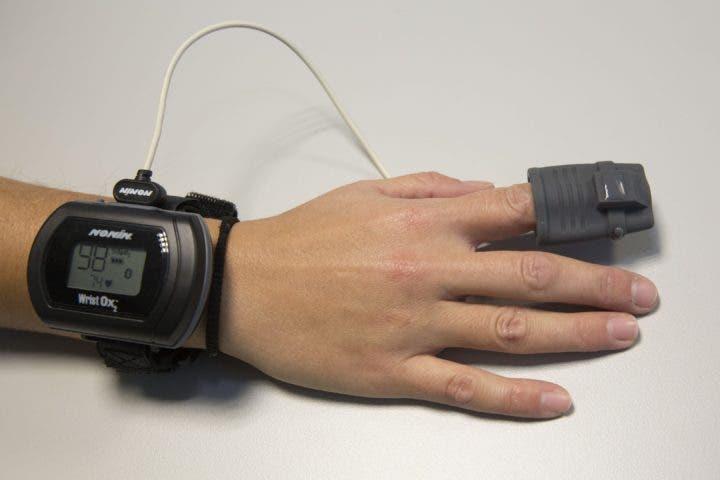 cómo configurar tu pulsioximetro
