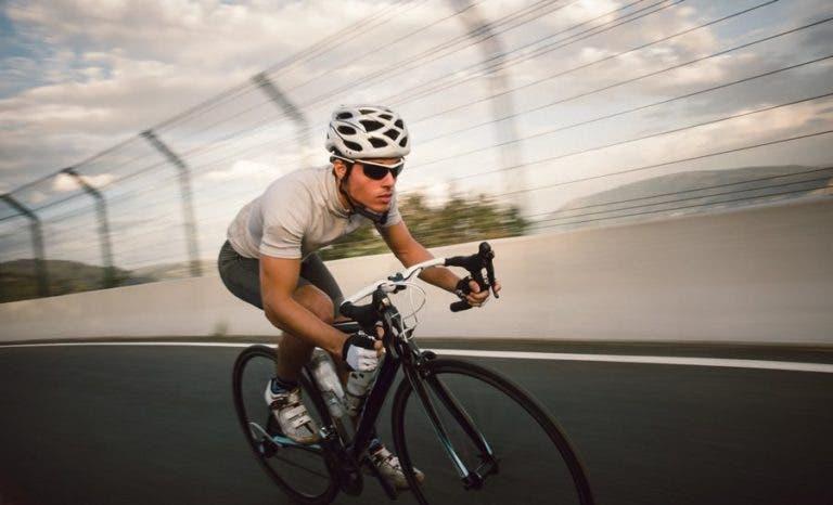 entrenamiento de core para ciclistas