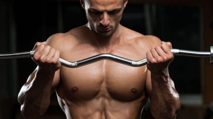 Aumenta tus bíceps con este ejercicio