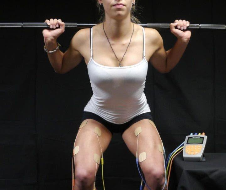 electroestimulación y ejercicio físico