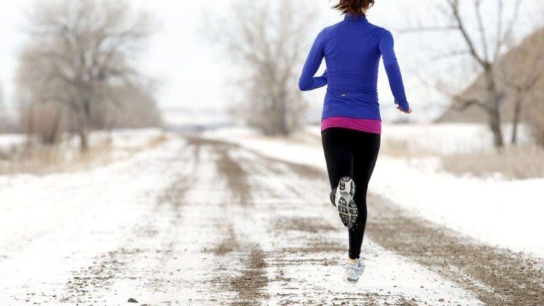 Entrenamiento invernal para runners