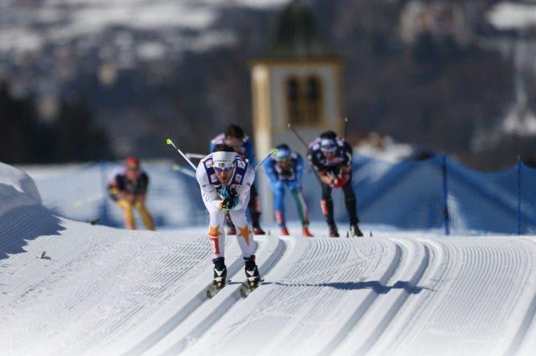 Evolución en el esquí de fondo