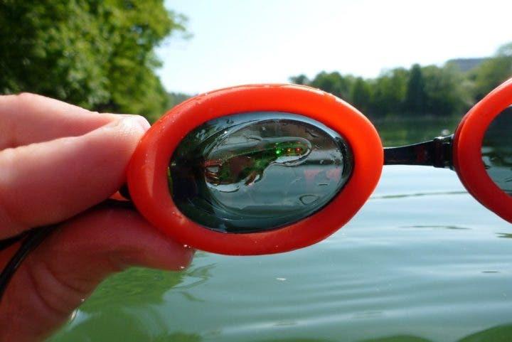 gafas de natación inteligentes