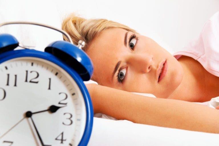 melatonina y falta de sueño