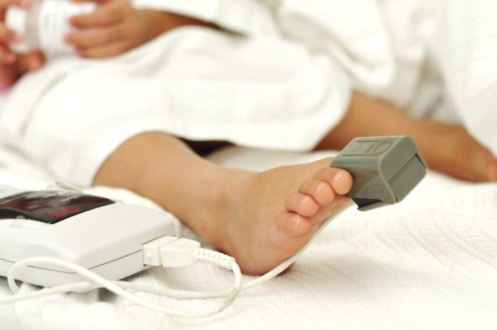 pulsioximetro para el pie