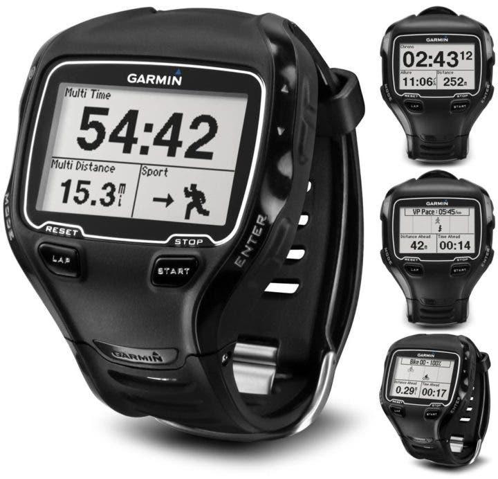 reloj garmin para natación
