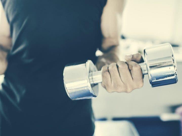 entrenamiento con pesas para adelgazar