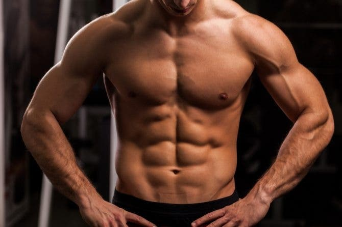 ectomorfos masa muscular