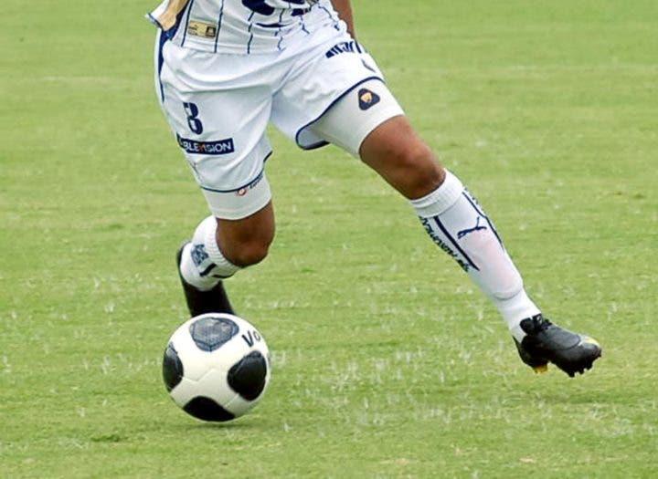 Aceleración en futbolistas