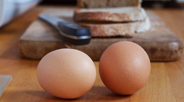 Los huevos contienen colina para tu cerebro