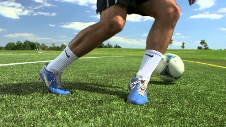 Entrenamiento HIIT para futbolistas