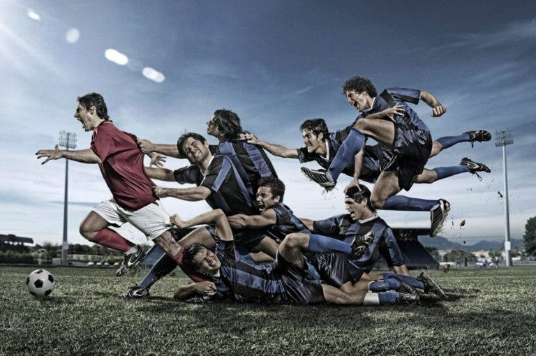 Cómo mejorar la aceleración de tus futbolistas