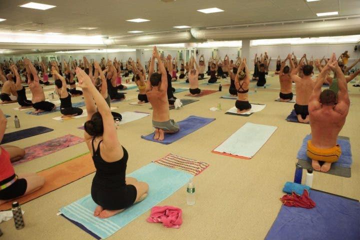 Quienes pueden practicar Yoga Bikram