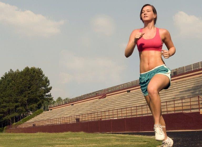 cómo respirar mientras corres
