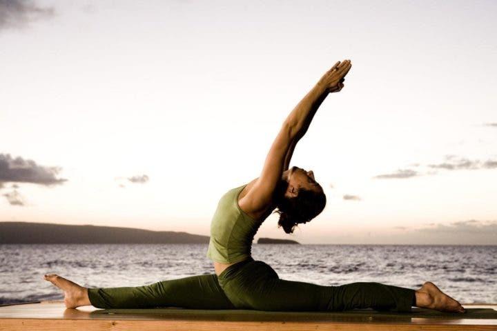 yoga una vez a la semana