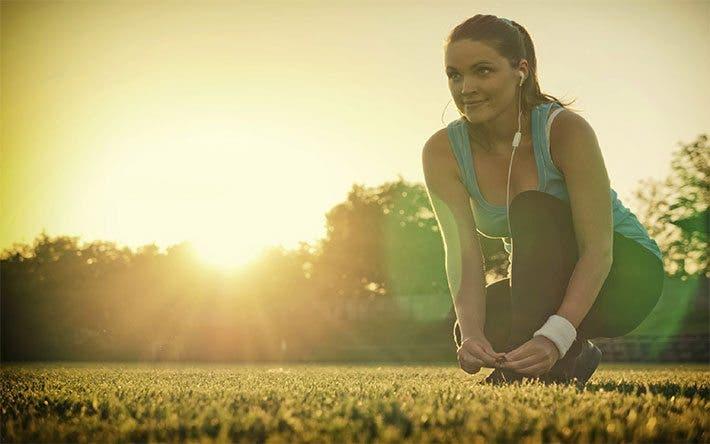 entrenamiento y la respiración adecuada