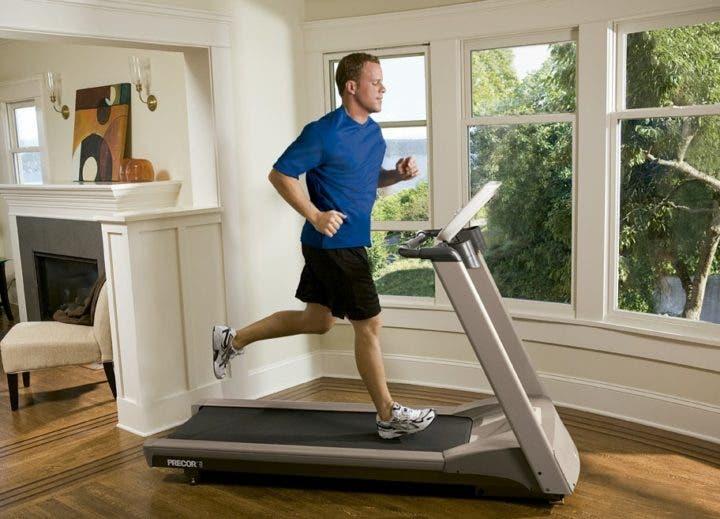 Entrenar a intervalos en la cinta de correr
