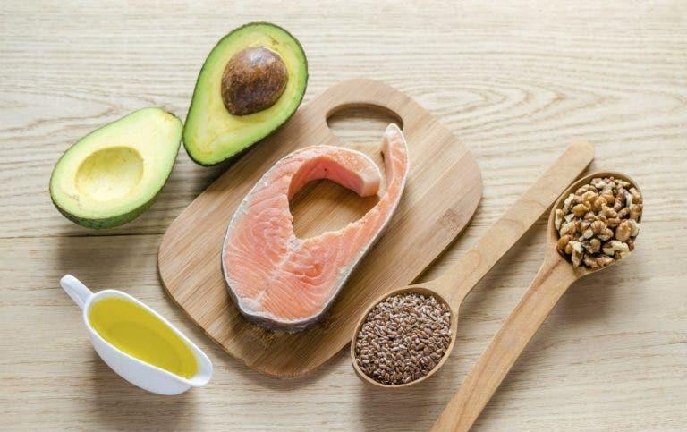 Los mejores alimentos para tomar grasas saludables